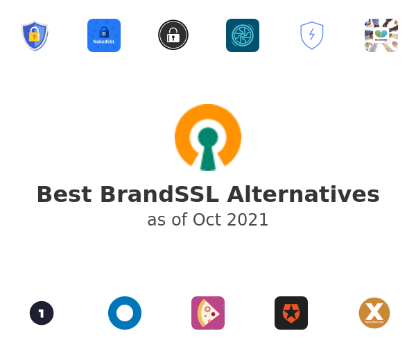 Best BrandSSL Alternatives