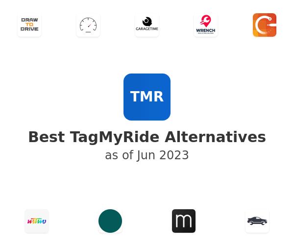 Best TagMyRide Alternatives