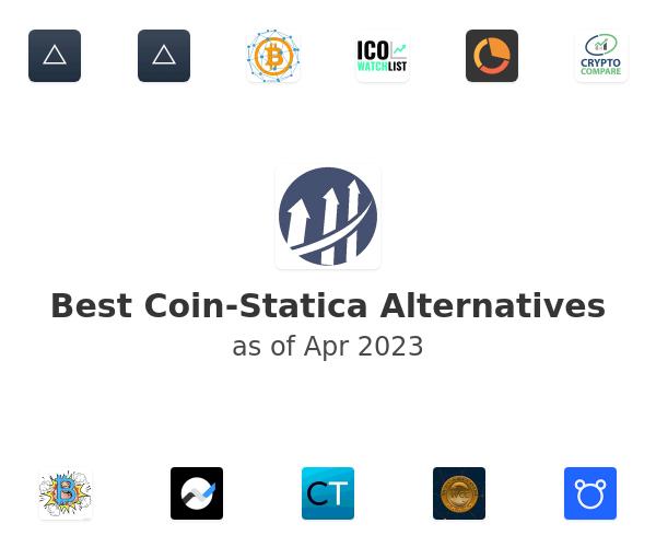 Best Coin-Statica Alternatives