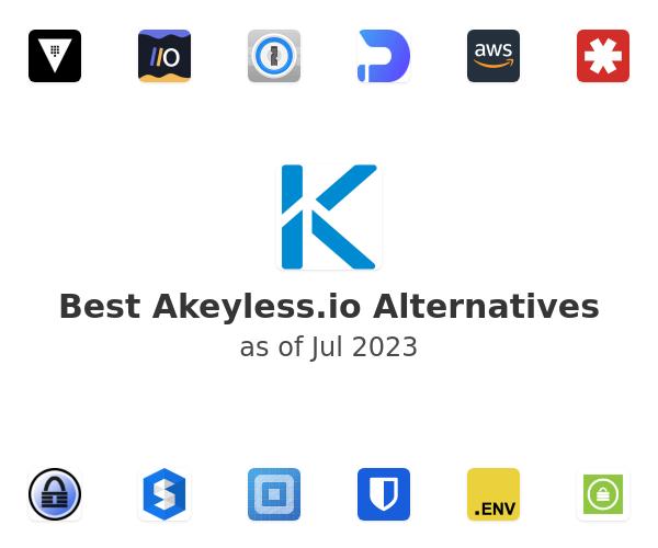 Best Akeyless.io Alternatives