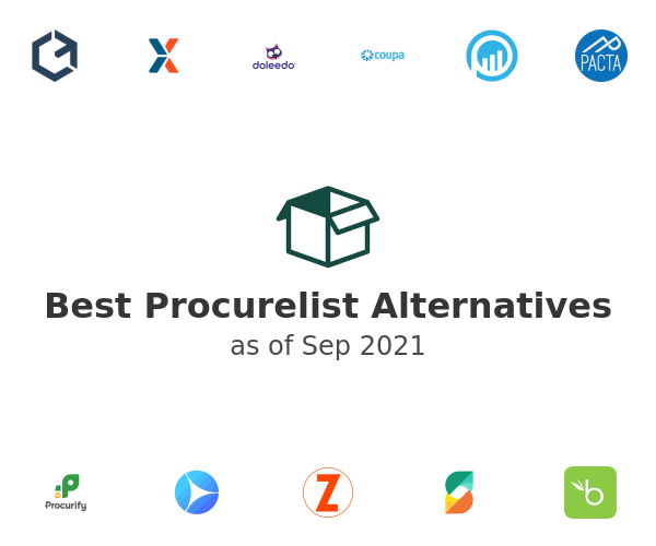 Best Procurelist Alternatives