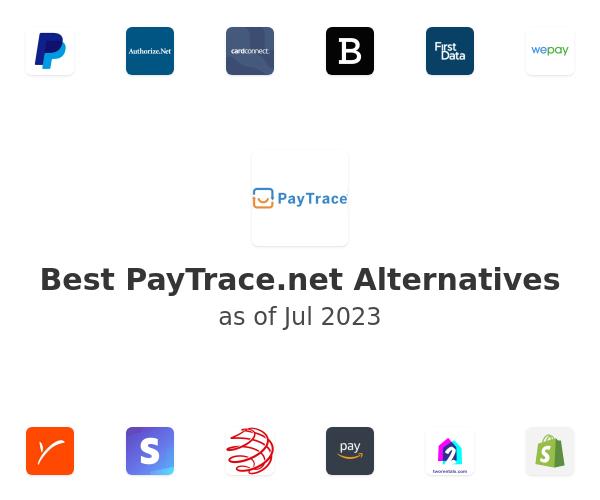 Best PayTrace.net Alternatives