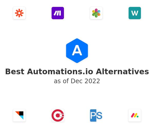 Best Automations.io Alternatives