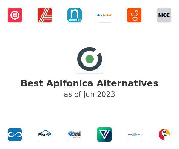 Best Apifonica Alternatives