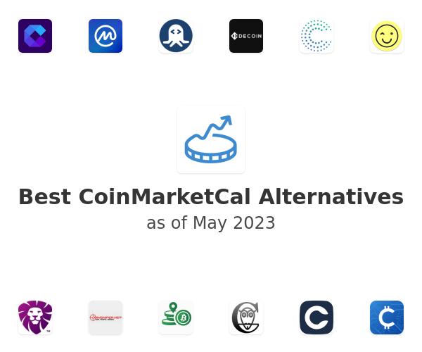 Best CoinMarketCal Alternatives
