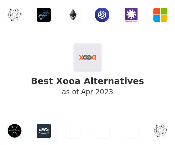 Best Xooa Alternatives