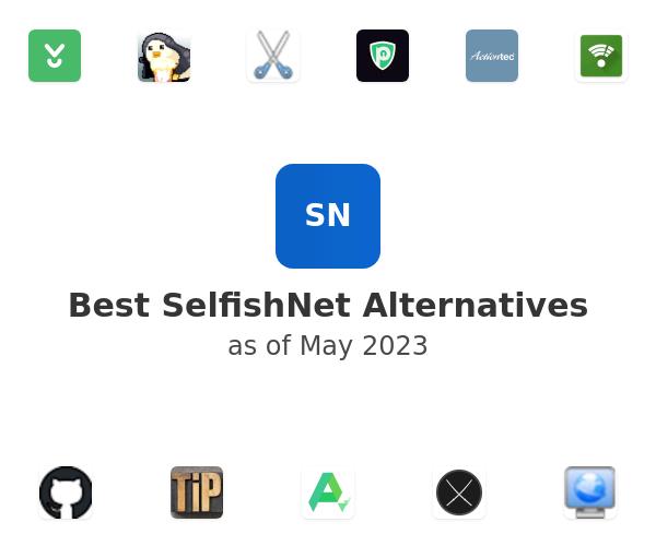 Best SelfishNet Alternatives