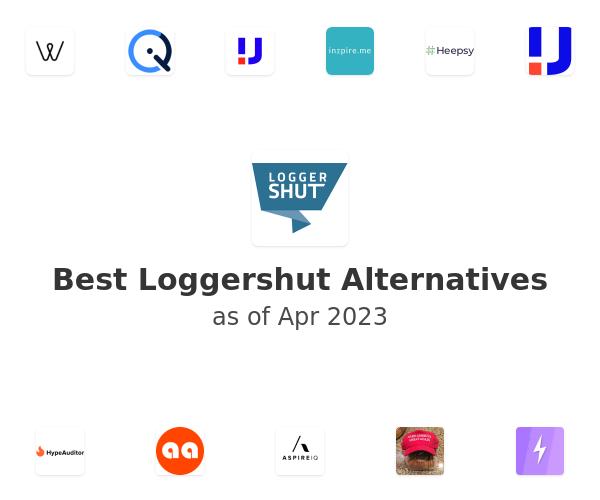 Best Loggershut Alternatives