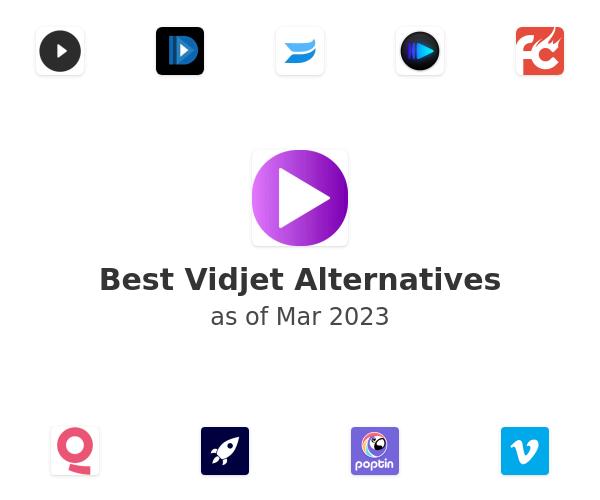 Best Vidjet Alternatives