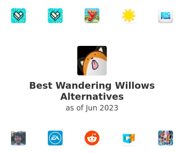 Best Wandering Willows Alternatives