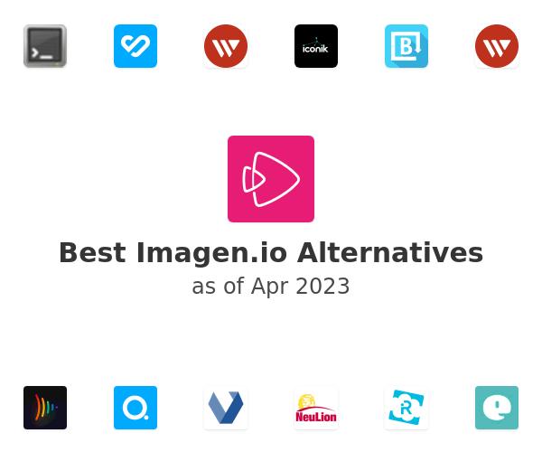 Best Imagen.io Alternatives