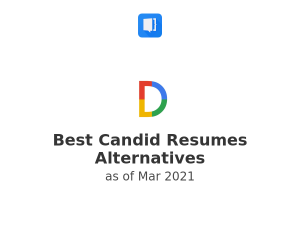 Best Candid Resumes Alternatives