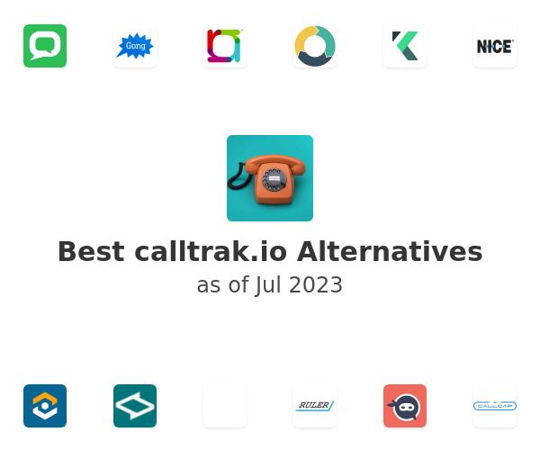 Best calltrak.io Alternatives