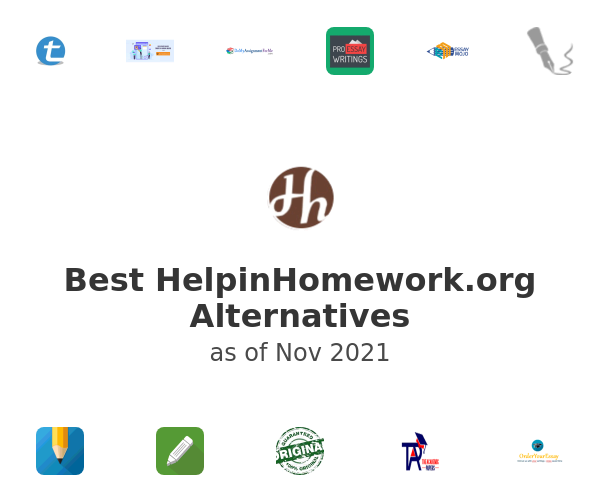 Best HelpinHomework.org Alternatives