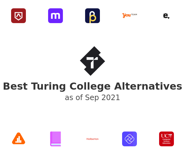 Best Turing College Alternatives