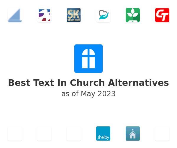 Best Text In Church Alternatives