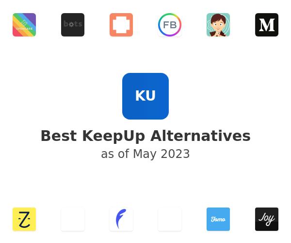 Best KeepUp Alternatives