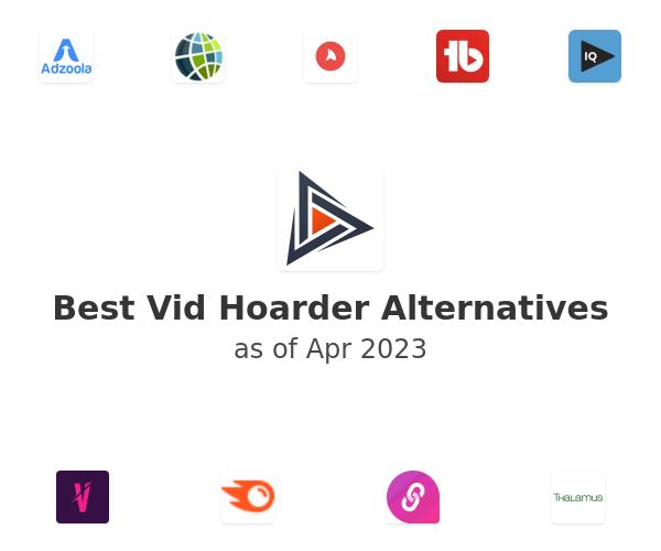 Best Vid Hoarder Alternatives