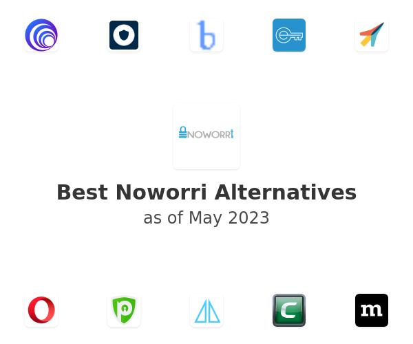 Best Noworri Alternatives