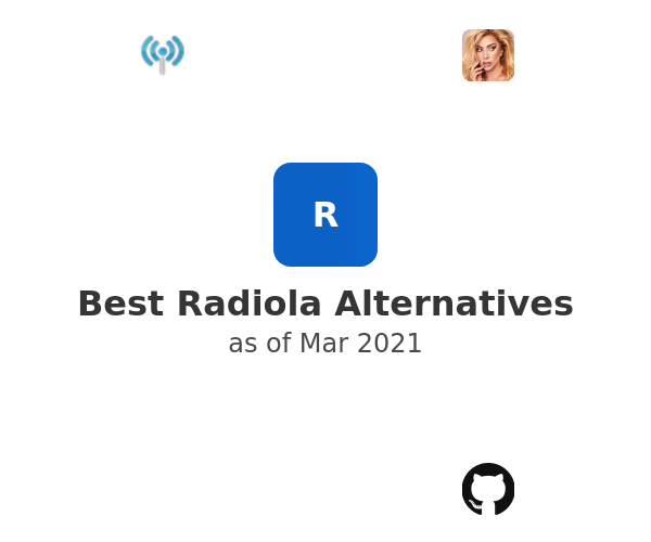 Best Radiola Alternatives