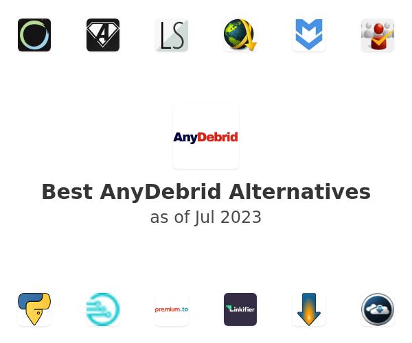 Best AnyDebrid Alternatives