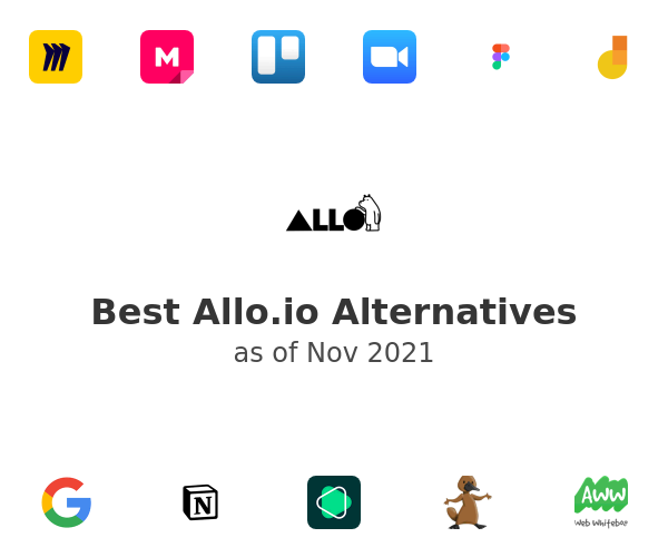 Best Allo.io Alternatives