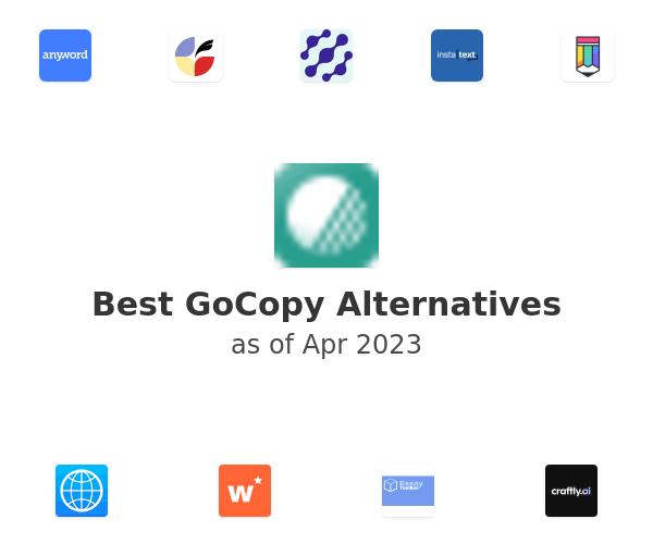 Best GoCopy Alternatives