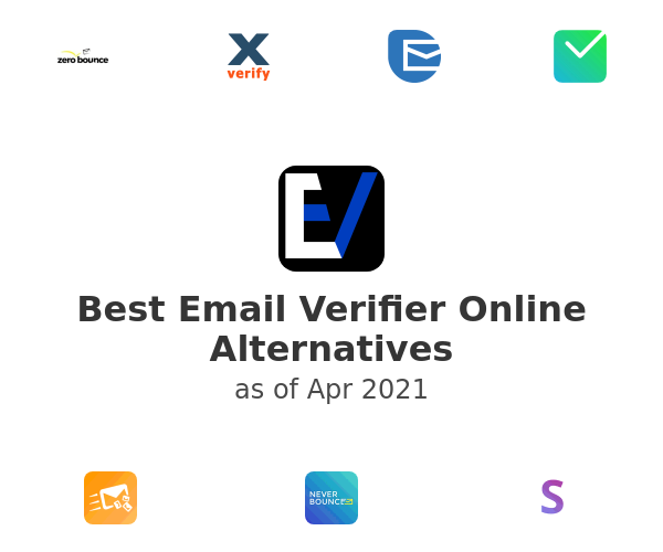 Best Email Verifier Online Alternatives