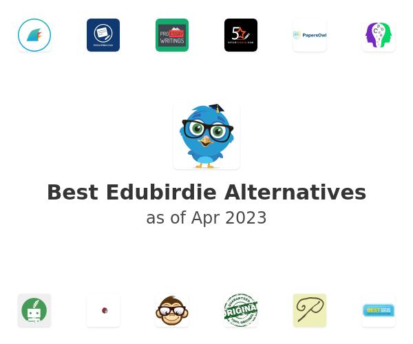 Best Edubirdie Alternatives