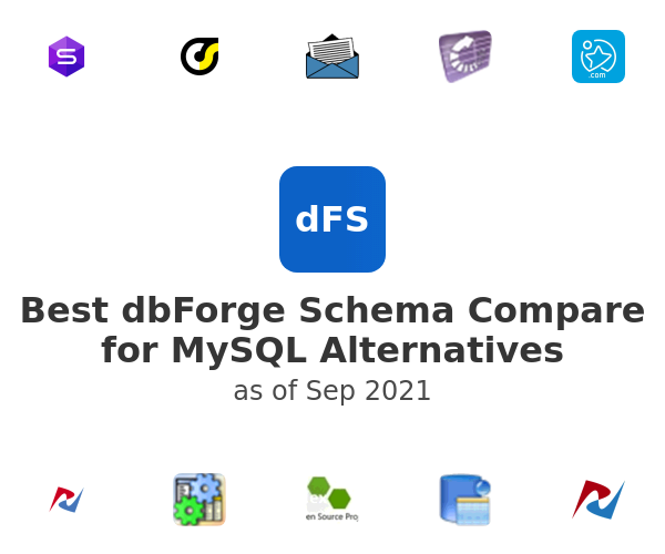 Best dbForge Schema Compare for MySQL Alternatives