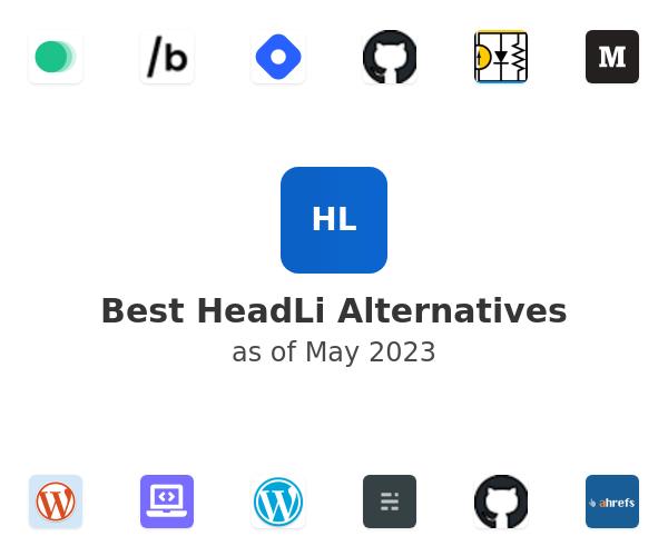 Best HeadLi Alternatives