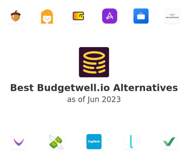 Best Budgetwell Alternatives