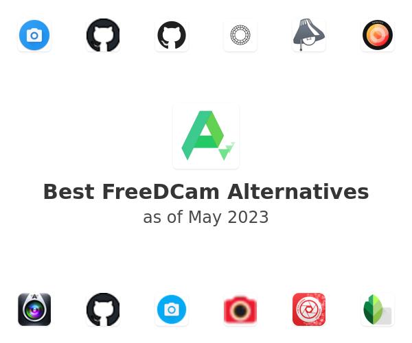 Best FreeDCam Alternatives