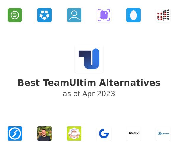 Best TeamUltim Alternatives