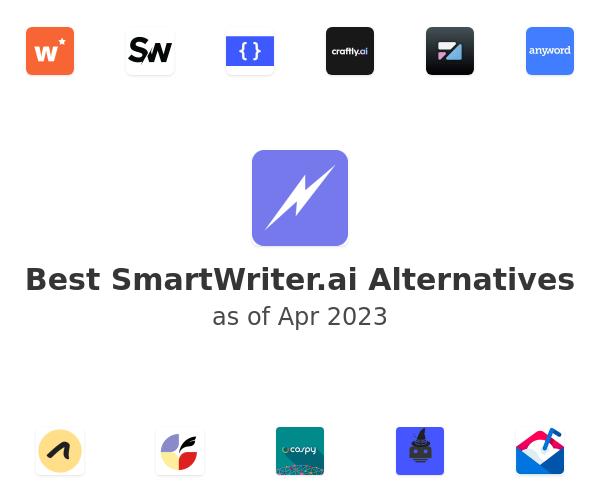 Best SmartWriter.ai Alternatives