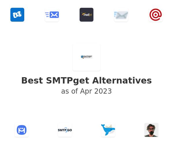 Best SMTPget Alternatives