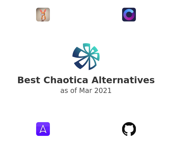 Best Chaotica Alternatives