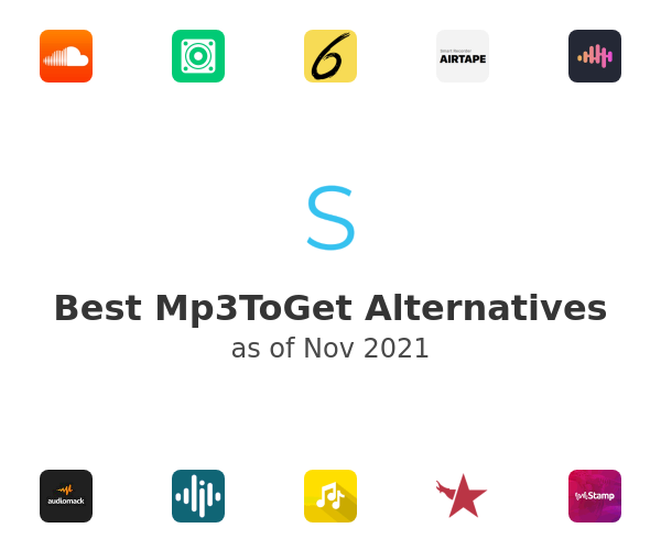 Best Mp3ToGet Alternatives