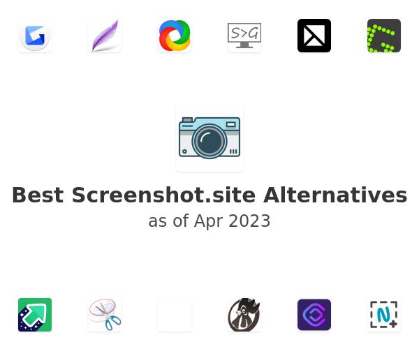 Best Screenshot.site Alternatives