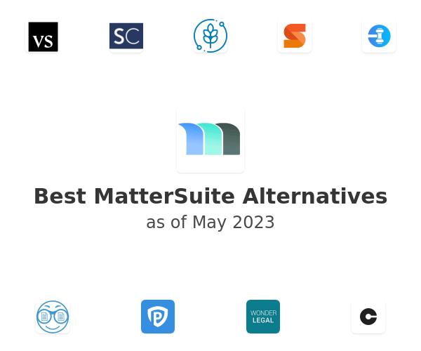 Best MatterSuite Alternatives