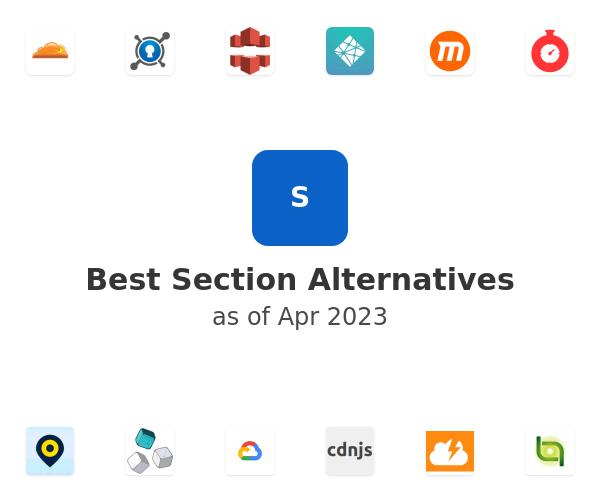Best Section Alternatives