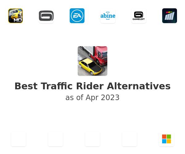 Best Traffic Rider Alternatives