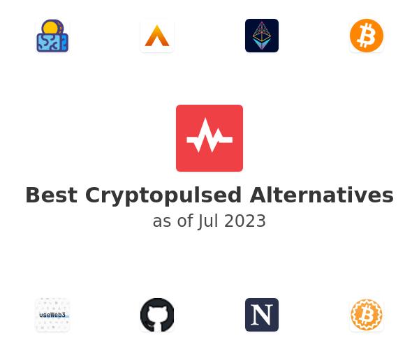 Best Cryptopulsed Alternatives