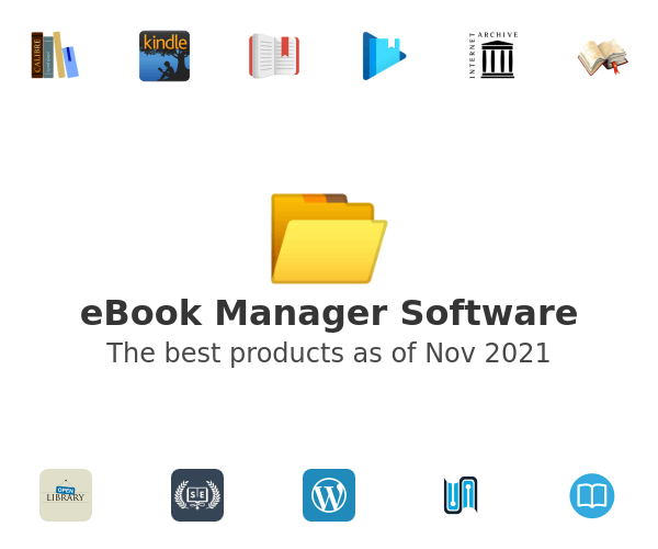 eBook Manager Software