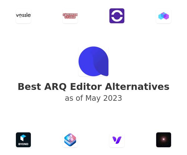 Best ARQ Editor Alternatives