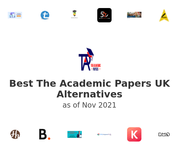 Best The Academic Papers UK Alternatives