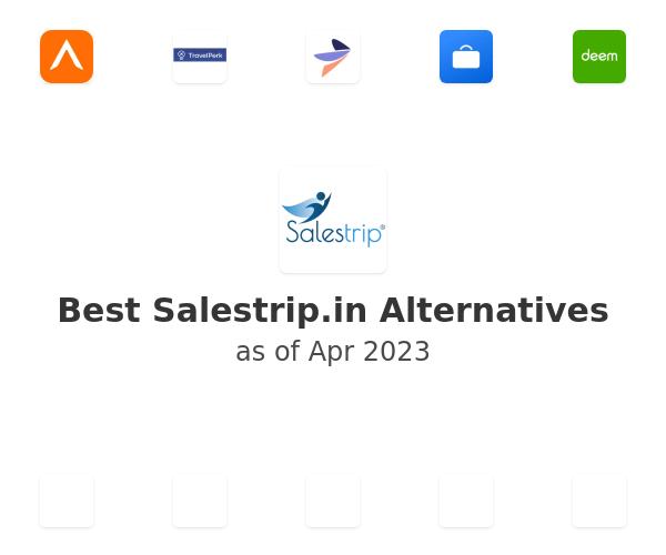 Best Salestrip.in Alternatives