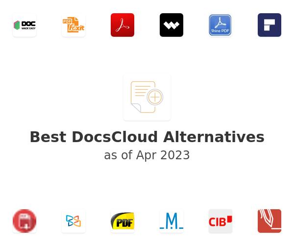 Best DocsCloud Alternatives