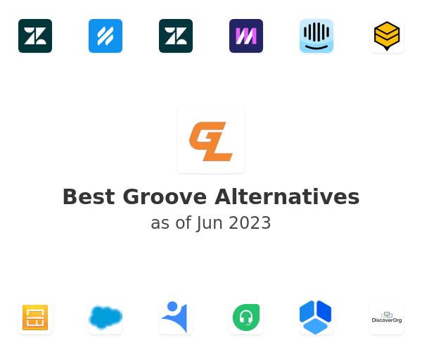 Best Groove Alternatives