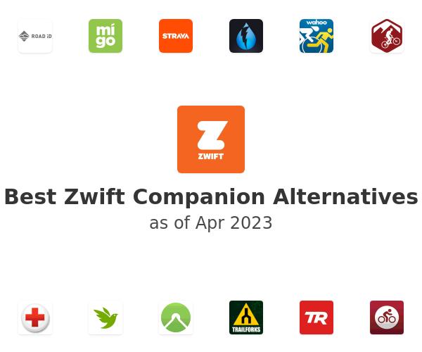 Best Zwift Companion Alternatives